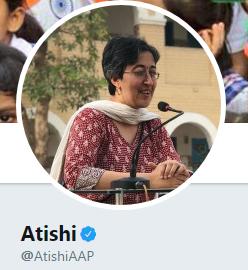 Atishi marlena की ताज़ा ख़बर, ब्रेकिंग न्यूज़ in hindi