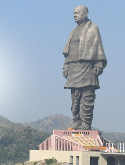 Statue Of Unity Full Details & Tour Timings,Tickets Cost