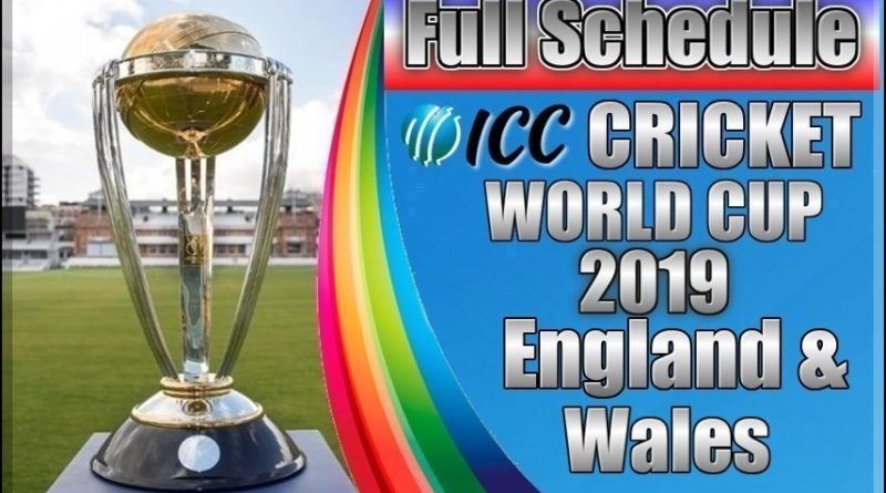ICC Cricket World Cup 2019