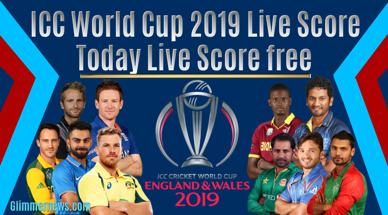 ICC Cricket World Cup 2019 live scores Image